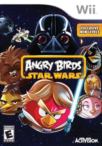 Angry Birds Star Wars, Game on Wii, Family