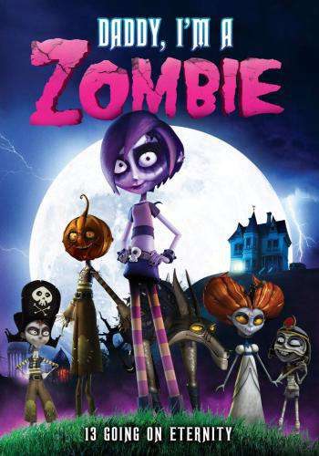 Daddy I'm A Zombie, Movie on DVD, Family Movies, Kids