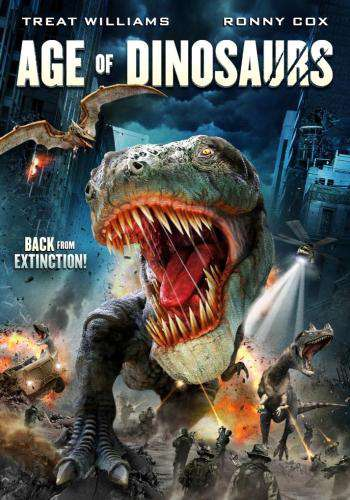Age Of Dinosaurs, Movie on DVD, Action Movies, Sci-Fi & Fantasy