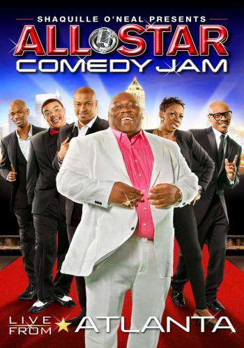 Shaquille O'Neal Presents: All Star Comedy Jam - Live From Atlanta, Movie on DVD, Comedy