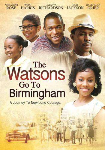 The Watsons Go To Birmingham, Movie on DVD, Drama Movies, Family