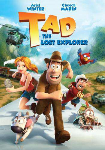 Tad: The Lost Explorer, Movie on DVD, Family Movies, Kids