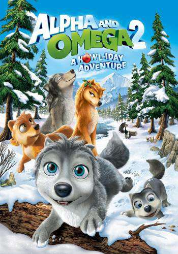 Alpha and Omega 2, Movie on DVD, Family Movies, Kids