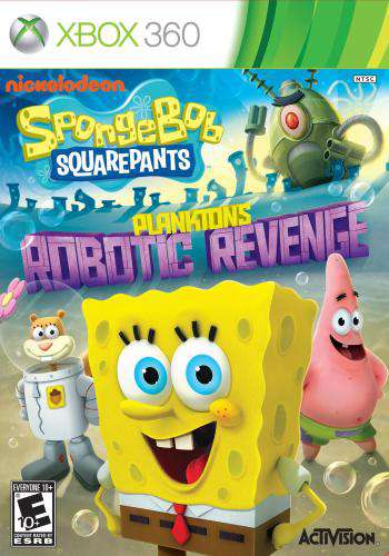 Spongebob Squarepants, Game on XBOX360, Family