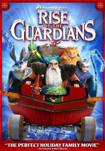 Rise of the Guardians (Holiday Edition), Movie on DVD, Family