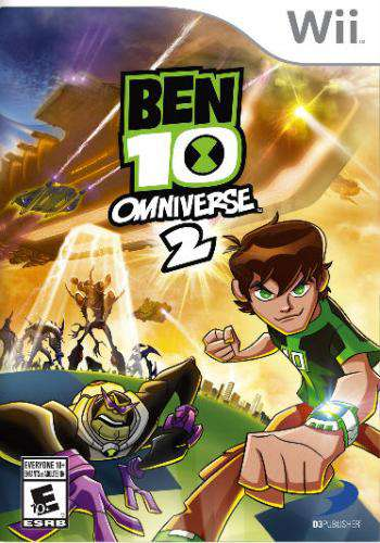 Ben 10 Omniverse 2, Game on Wii, Family