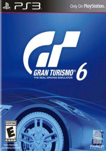 Gran Turismo 6, Game on PS3, Sports