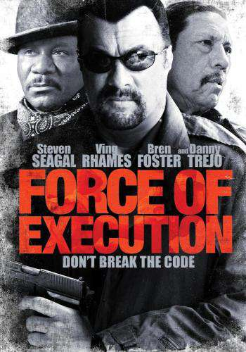 Force Of Execution, Movie on DVD, Action
