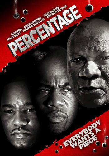 Percentage, Movie on DVD, Action