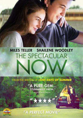 The Spectacular Now, Movie on DVD, Drama Movies, Romance