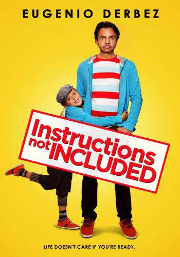 Instructions Not Included, Movie on DVD, Comedy Movies, Foreign
