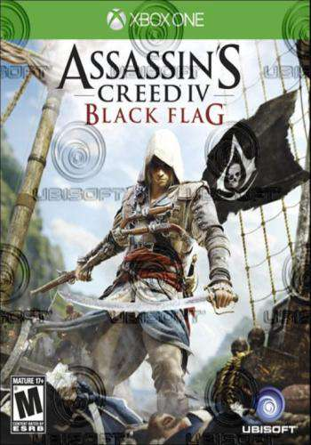 Assassins Creed IV: Black Flag Xbox One, Game on XBOXONE, Action