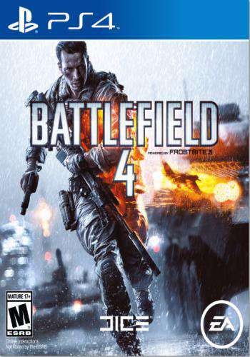 Battlefield 4, Game on PS4, Shooter