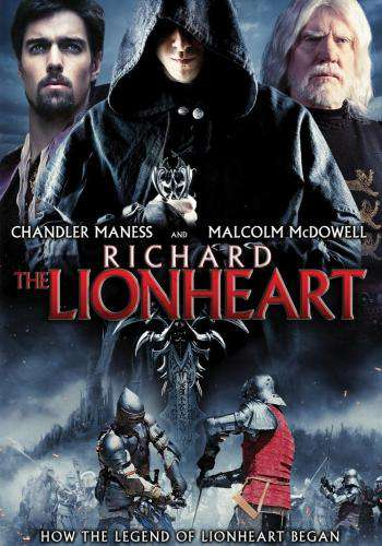 Richard the Lionheart, Movie on DVD, Action