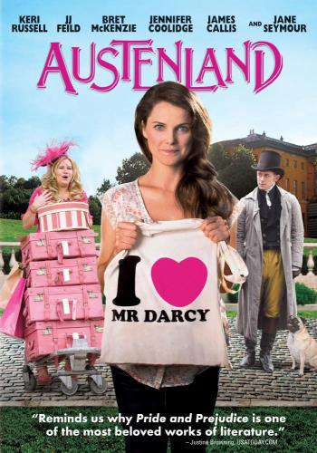 Austenland, Movie on DVD, Comedy Movies, Romance
