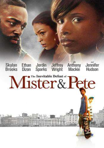 The Inevitable Defeat of Mister and Pete, Movie on DVD, Drama