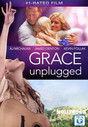 Grace Unplugged, Movie on DVD, Drama