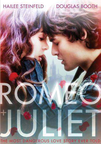Romeo And Juliet (2013), Movie on DVD, Drama Movies, Romance