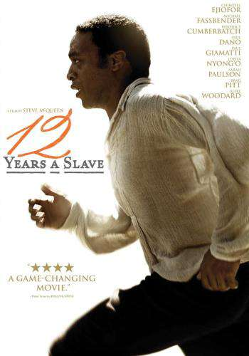 12 Years A Slave, Movie on DVD, Drama