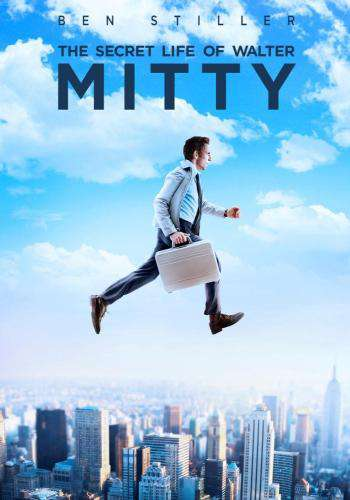 The Secret Life of Walter Mitty, Movie on DVD, Comedy
