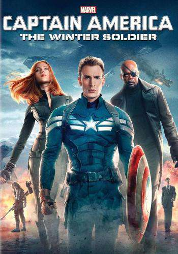 Captain America: Winter Soldier, Movie on DVD, Action Movies, Adventure