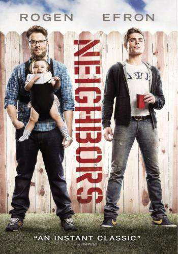 Neighbors (2014), Movie on DVD, Comedy Movies, new movies, new movies on DVD