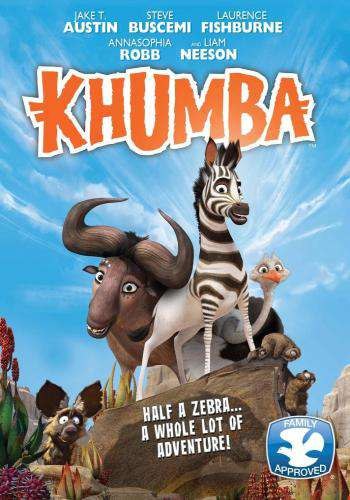 Khumba, Movie on DVD, Family Movies, Kids