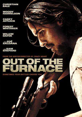 Out Of The Furnace, Movie on DVD, Drama Movies, Suspense