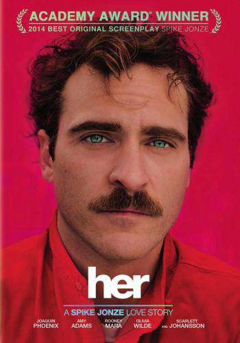 Her, Movie on DVD, Comedy