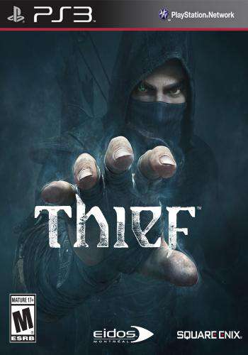 Thief, Game on PS3, Action