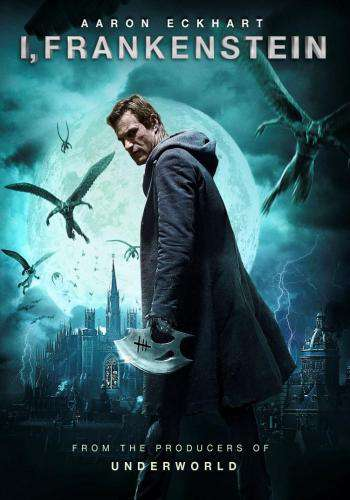 I, Frankenstein, Movie on DVD, Action Movies, Adventure
