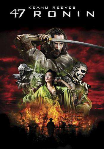 47 Ronin, Movie on DVD, Action Movies, Martial Arts