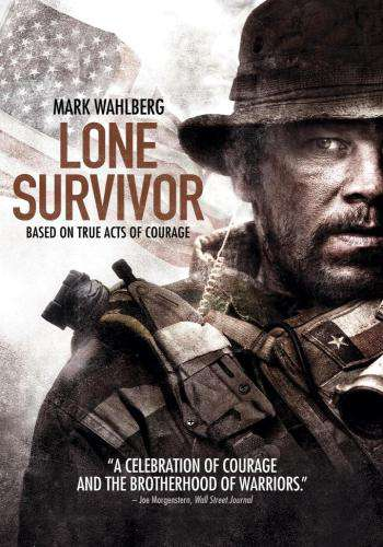 Lone Survivor, Movie on DVD, Action Movies, War & Western