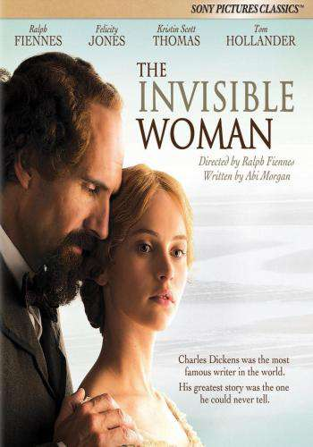 The Invisible Woman, Movie on DVD, Drama