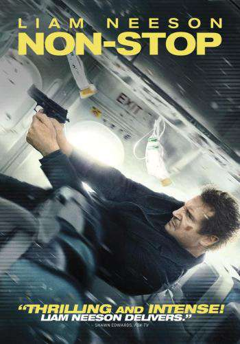 Non-Stop, Movie on DVD, Action Movies, Suspense