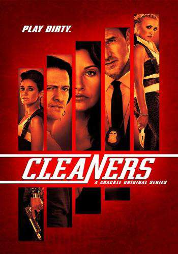 Cleaners, Movie on DVD, Action