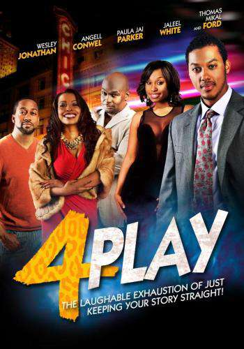 4 Play, Movie on DVD, Comedy
