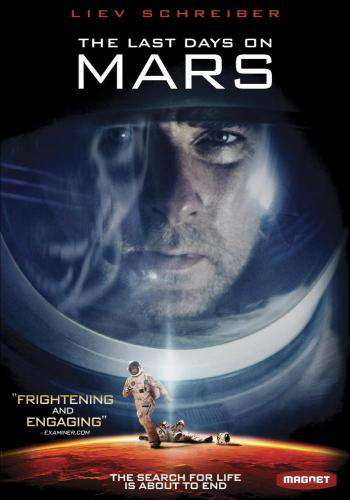 The Last Days on Mars, Movie on DVD, Action Movies, Sci-Fi & Fantasy