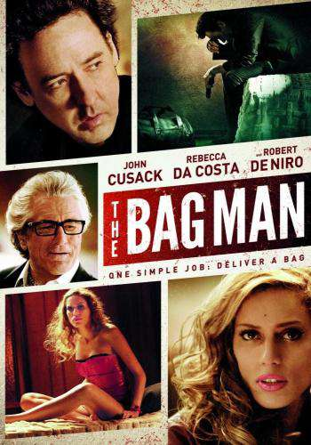 The Bag Man, Movie on DVD, Action Movies, Suspense