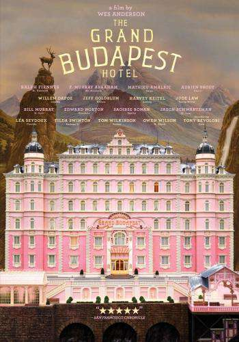 The Grand Budapest Hotel, Movie on DVD, Comedy