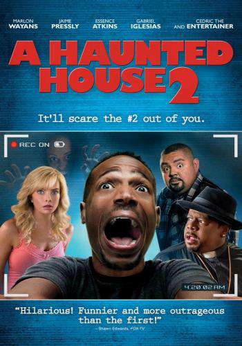 A Haunted House 2, Movie on DVD, Comedy