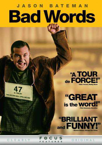 Bad Words, Movie on DVD, Comedy