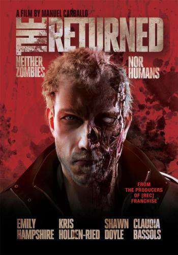 The Returned, Movie on DVD, Horror Movies, Suspense