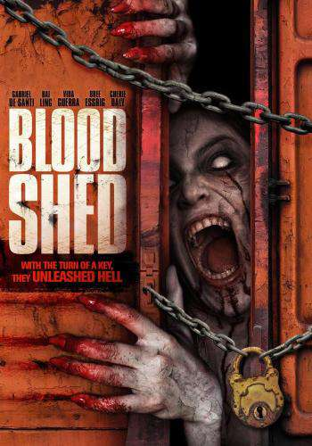 Blood Shed, Movie on DVD, Horror