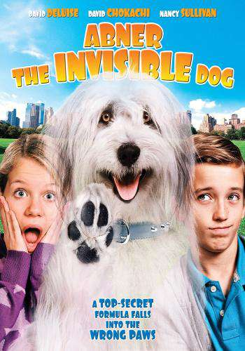 Abner The Invisible Dog, Movie on DVD, Family