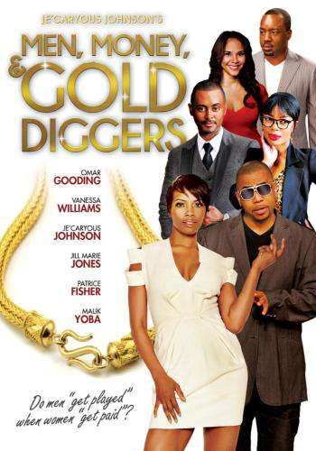Men, Money & Golddiggers, Movie on DVD, Comedy