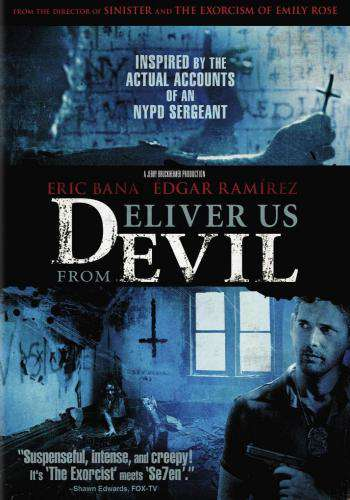 Deliver Us From Evil, Movie on Blu-Ray, Horror Movies, new movies, new movies on Blu-Ray