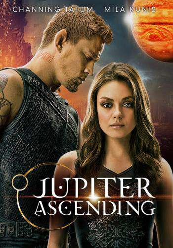 Jupiter Ascending, Movie on DVD, Action Movies, Sci-Fi & Fantasy Movies, new movies, new movies on DVD