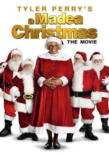 Tyler Perry's A Madea Christmas, Movie on Blu-Ray, Comedy Movies, Holiday Movies, new movies, new movies on Blu-Ray