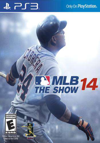 MLB 14: The Show, Game on PS3, Sports